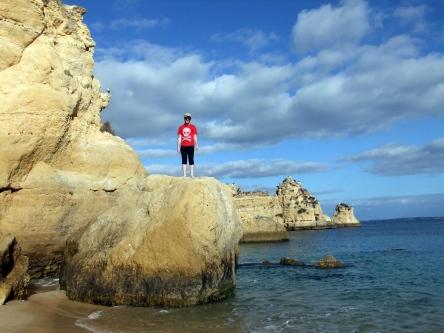 008 Lagos cliff