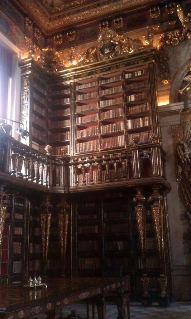 019 Coimbra library