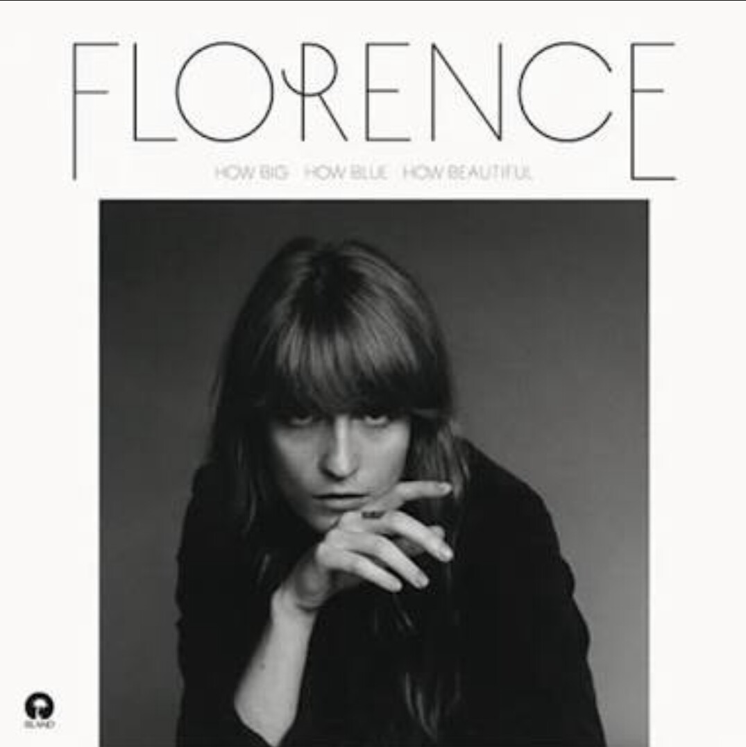 02 Florence and the Machine - How Big, How Blue, How Beautiful