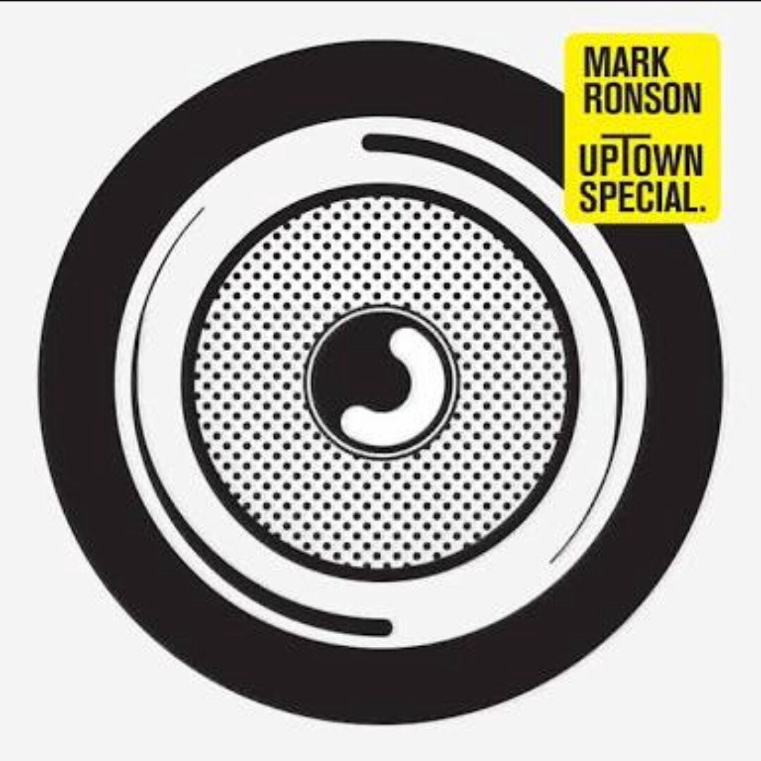 08 Mark Ronson - Uptown Special