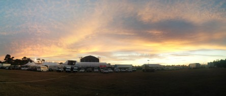 02 falls sunset backstage