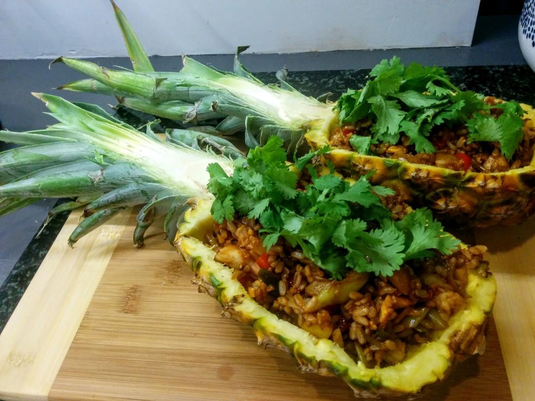 RB 06.2 Pineapple rice