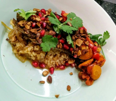 RB 14 Middle Eastern brown rice